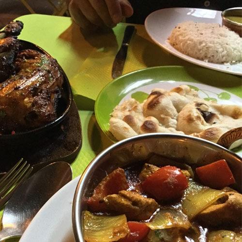 Curry Madras à Découvrir