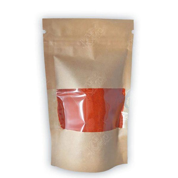 sachet de 50 gr de piment fort d'Espagne semi-piquant