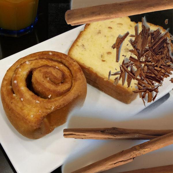 Gâteau à la Cannelle Cinnamon Rolls
