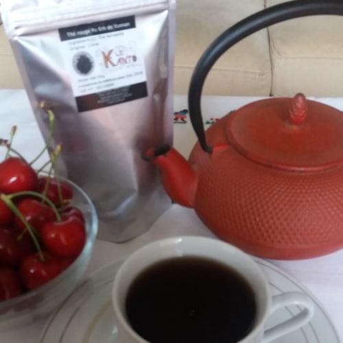 Thé rouge du yunan
