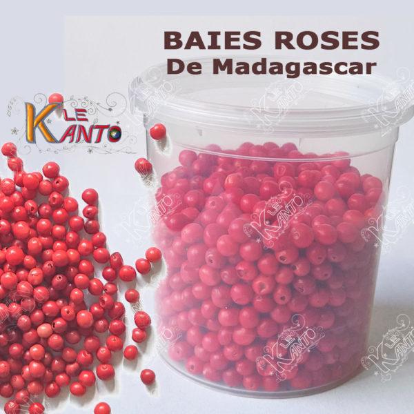 Les Baies roses de Madagascar