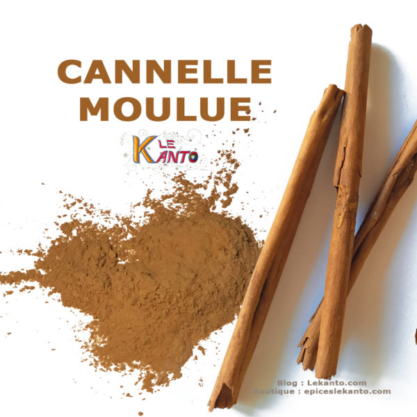 La cannelle moulue