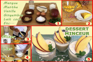 Épices pour dessert minceur